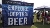 Sand Point Beer & Seafood Festival, May 14, 2016